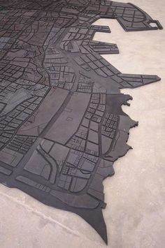 #so65 #segni map art Marwan Rechmaoui,