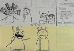 Bully by Jamie Yuhasz. My first animation ever. Done on over 400 Post-Its.