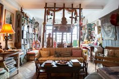 Decorating With a Ralph Lauren Executive - NYTimes.com