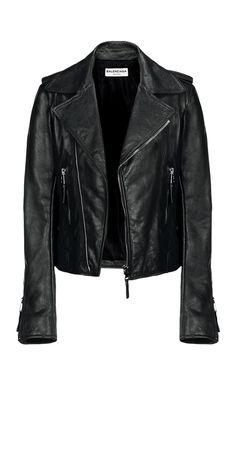 Balenciaga: ジャケット レディース カラーノアール - 最新コレクション / 公式オンラインストア: - レディース