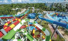 Top 8 Caribbean Waterparks You're Sure to Love! - Splash Water World in Punta Cana