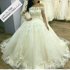98682e4e6c308 Ball Gown Wedding Boat Neck Lace Applique made Wedding gelinlik