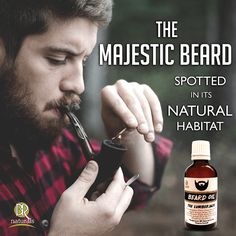 No matter where you are, Beard Oil is essential for conditioning and strengthening the hair, to encourage softness and growth. Natural Beard Oil, Beard Look, Coarse Hair, Dandruff, Conditioning, Deodorant, Moisturizer, Encouragement, Coily Hair