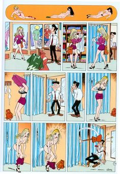 Hot Cartoons by Gurcan Gursel