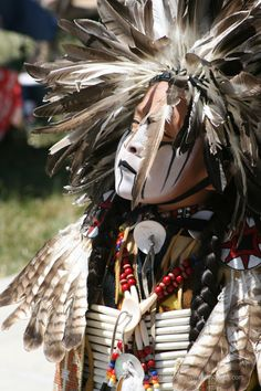 Garrett Cayaditto - Age 7 (Zia, Ute, Dine) Dancer at the IAIA Pow Wow 2013 — at Institute of American Indian Arts (IAIA).