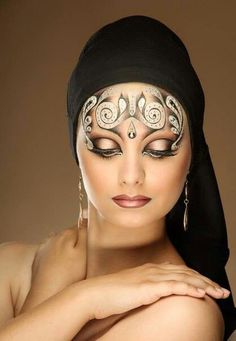 arabe fantasy makeup - Buscar con Google