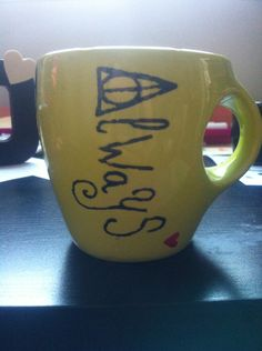 Test. Mug Harry Potter