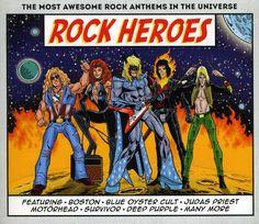 Rock Heroes - Rock Heroes