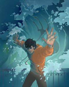 Fan Art of Percy Jackson & people for fans of The Heroes of Olympus. Description from pinterest.com. I searched for this on bing.com/images