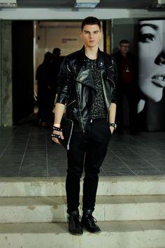 Robert, 18 - ŁÓDŹ LOOKS https://www.facebook.com/lodzlooks #fashionweekpoland #fashionphilosophy #lodz #lodzlooks #fashionweek