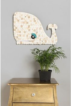 I think this is adorable! Nathan would love this, and/or it'd be cute in a nautical themed nursery