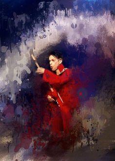 Prince Art #BiggPrinceFan