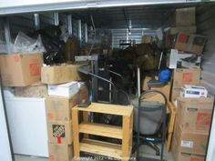 10 x 22 Storage Unit Contents from Outback Storage in Stockton California. Storage Unit Auctions, Contents, Stockton California, The Unit