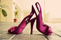 wedding  shoes with flowers for bride | Wedding Shoes Photos, Bridal Shoes Pictures | BridalBuds