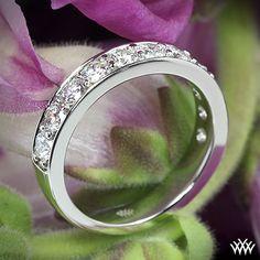 tiffany style Bead-Set Diamond Right Hand Ring Eternity Ring Diamond, Diamond Wedding Rings, Diamond Bands, Diamond Jewelry, Wedding Bands, Eternity Rings, Wedding Dress, Luxury Jewelry, Unique Jewelry
