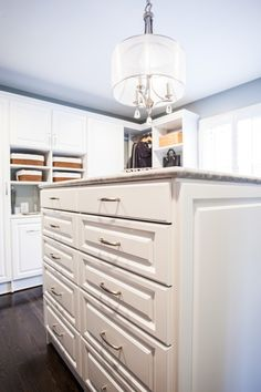 If you're trying to find that perfect project for a spare room in your house, why not turn that extra room into a beautiful and functional walk-in closet?