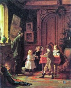 The Cult of Domesticity focused on the happiness of the family unit and the wholeness of the home.