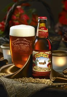 I am not typically a fan of holiday ale, but Celebration from Sierra Nevada is one of my favorite beers of all time.