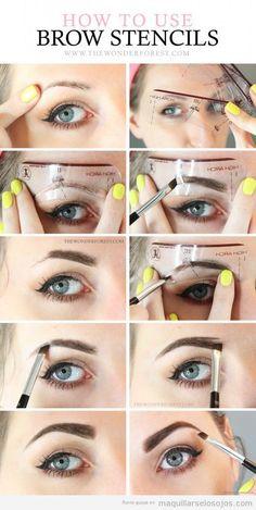 tutorial-maquillaje-cejas-con-plantilla.jpg (520×1035)