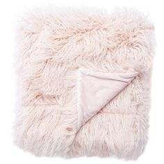 Jaipur Hamlin Gobi Throw Blanket ($129) ❤ liked on Polyvore featuring home, bed & bath, bedding, blankets, white bed linen, white bedding, white throw blanket, white textured bedding and blush pink bedding