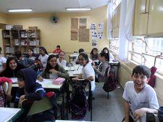 Sala de Leitura - Diretoria de Ensino de Jaú - Município de Torrinha - Escola de Lázaro Franco de Moraes.