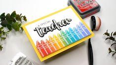 Rainbow Ink Blending with Mindy Eggen - YouTube