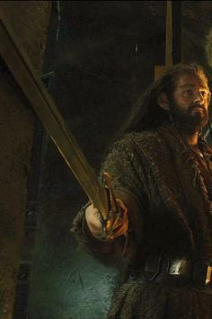 Thorin Oakenshield with Deathless