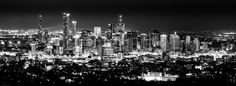 Brisvegas Monochrome by Zac Robinson on 500px