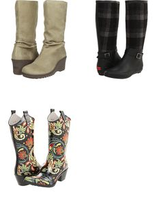 Keen, Chooka, NOMAD Boots.  It's that time of year.   Free shipping, get your brand fix!