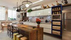 CASA BRASILEIRA - cozinha com história