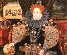 Elizabeth I and Grace O'Malley; the meeting of two Irish Queens