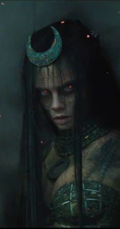 Enchantress from Suicide Squad (2016)
