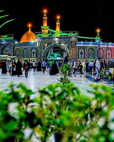 Karbala Iraq, Imam Hussain Karbala, Labaik Ya Hussain, Imam Hussain Wallpapers, Karbala Photography, Emotional Photography, Islamic Paintings, Shia Islam, Beautiful Mosques