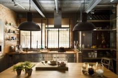 Trendy kitchen - lovely picture
