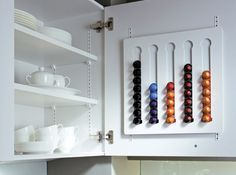 idee rangement capsules nespresso