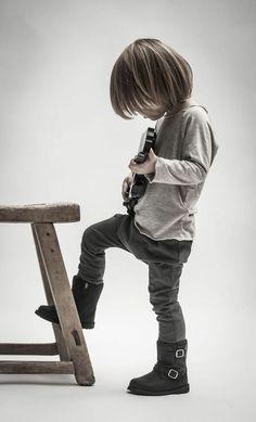 Inspiration barnkläder.