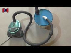 How to make a cyclone dust collector for a vacuum cleaner very quickly - YouTube