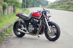 THE RANKER – HONDA CB1000 '95 by Studio Motor, Jakarta
