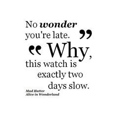 alice in wonderland sayings - Google Search