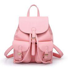 2015 diseñador de mujer de marca Famouse cuero de impresión mochila 2d Travel Bag Ladies plegable hombres escolares Mimco Bolsa saco(China (Mainland))