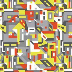 Artist Gallery, Concept, Patterns, Logos, Illustration, Block Prints, Patrones, Pattern, Illustrations