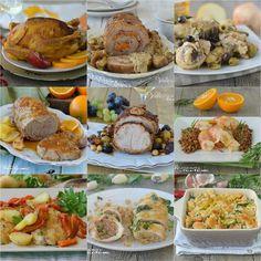 SECONDI PIATTI DI NATALE ricette facili Christmas Dishes, Christmas Ideas, Potluck Dishes, Yummy Food, Tasty, Antipasto, Penne, Bruschetta, Easy Meals