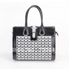 Aliexpress.com : Buy 2087 felt fashion hollow out handbag  new design plaid high quality shoulder bag from Reliable high quality fashion handbag suppliers on  2087 felt bag $85.00