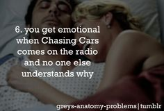 Always getting emotional..