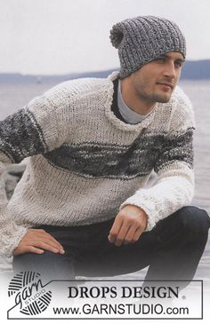I like this pattern for the hat but the sweaters not that bad either