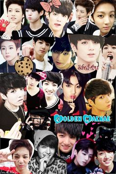 Jungkook collage