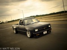 88' #Chevy #S10 #MiniTruck #Modified #Lowered #Slammed #Stance #WideBody