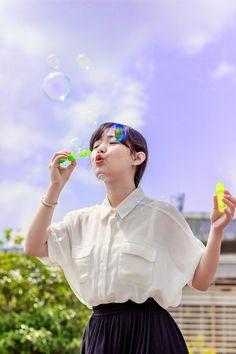 Idea for Person, Woman, Summer