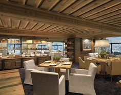 Inside Alpina Gstaad, the Swiss Town's First New Luxury Hotel in a Century : Condé Nast Traveler