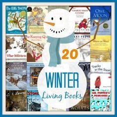 Top Living Literature Picks for Winter